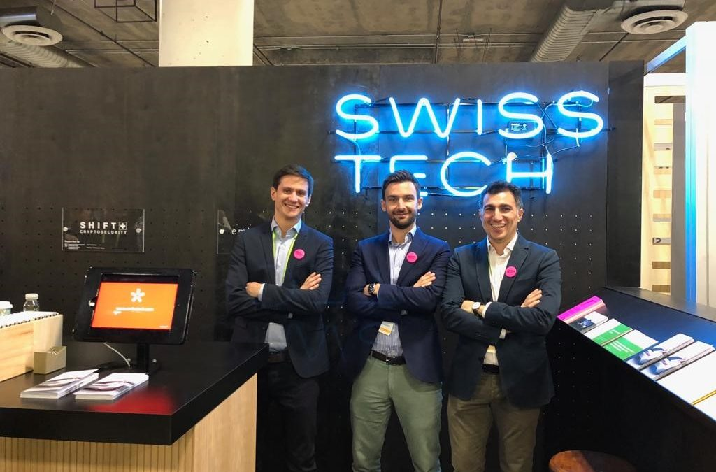 At CES in Las Vegas, Embotech is exhibiting in the Swiss Pavilion