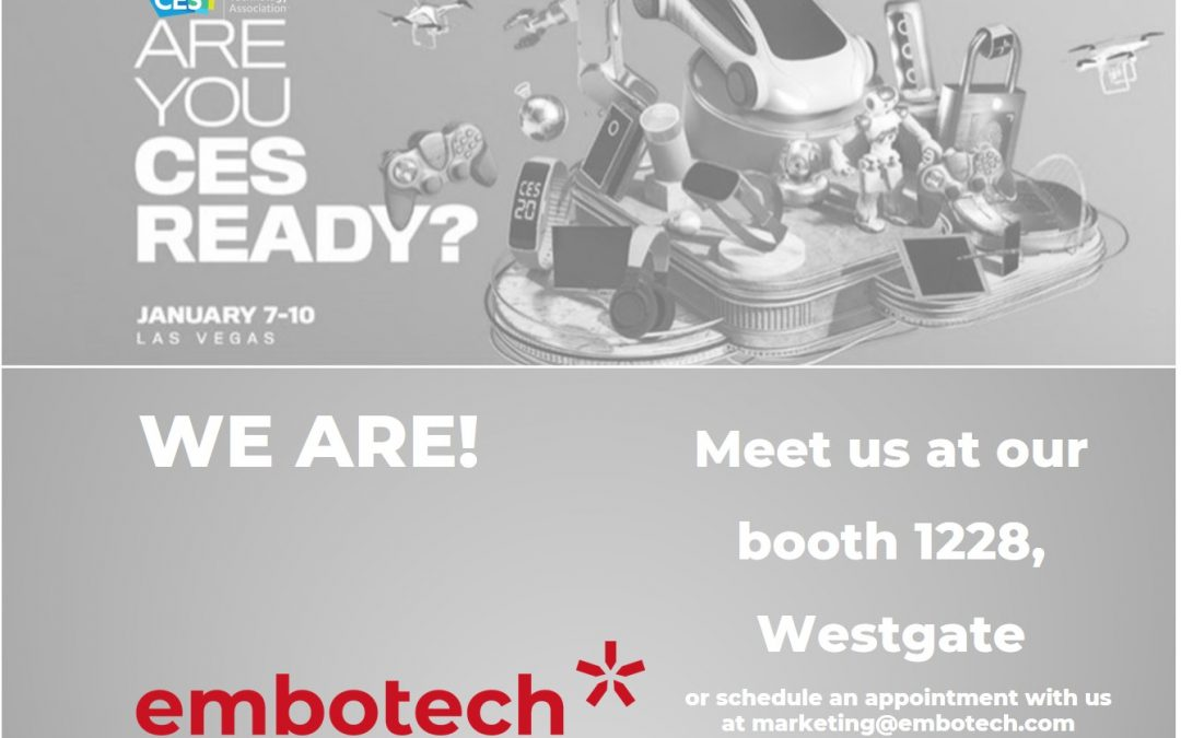 Embotech at CES
