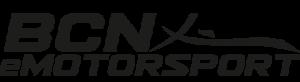 Logo en negro BCN eMotorsport