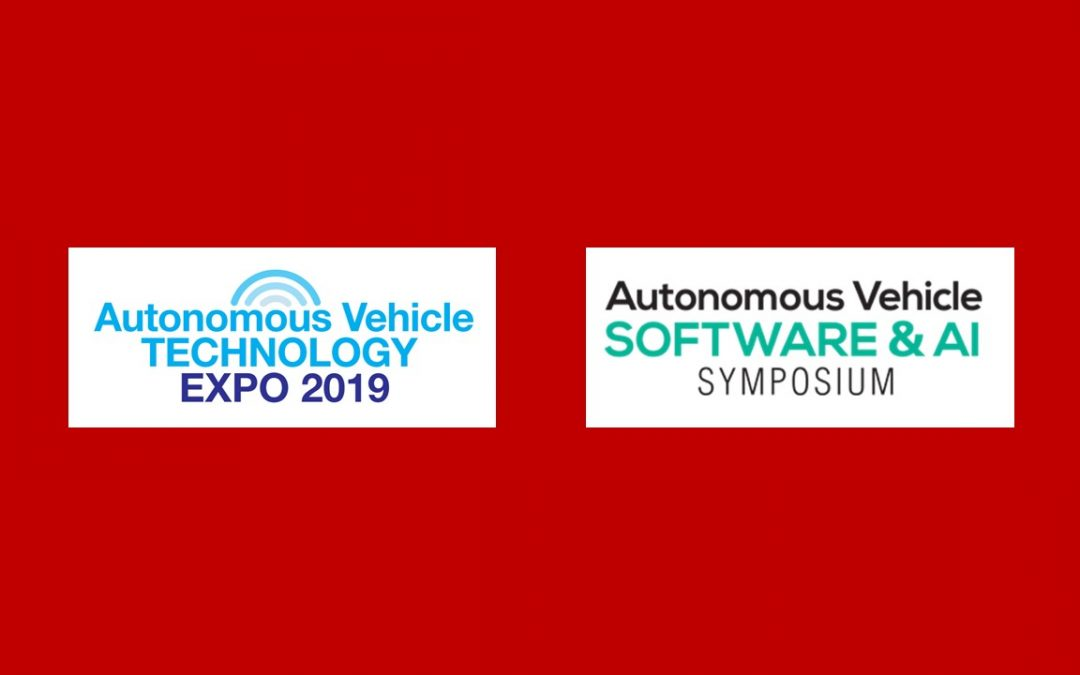 Meet Embotech at the Autonomous Vehicle Technology Expo 2019