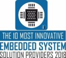 The 10 most innovative embedded systen solution providers 2018