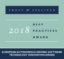 Frost Sullivan best practices award 2018